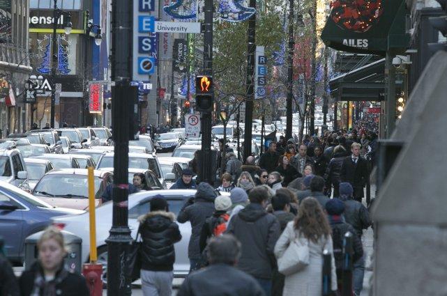 Le Québec comptait, au 1er janvier 2012, 8... (Photo Hugo-Sébastien Aubert, La Presse)