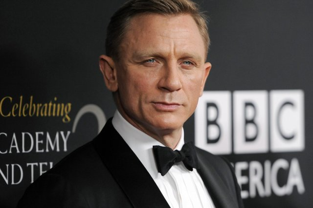 Daniel Craig... (Photo: AP)