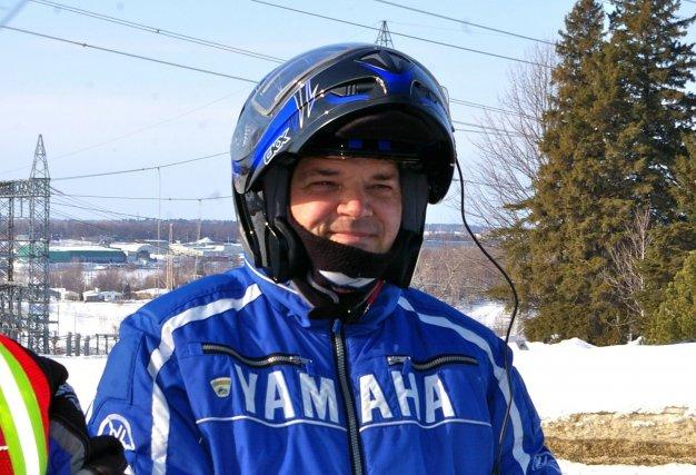 Le conseiller municipal de Saguenay, Fabien Hovington, est... (Photo Marc St-Hilaire)