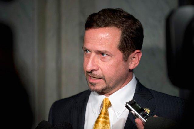 Yves-François Blanchet, nouveau ministre québécois de l'Environnement.... (PHOTO JACQUES BOISSINOT, LA PRESSE CANADIENNE)