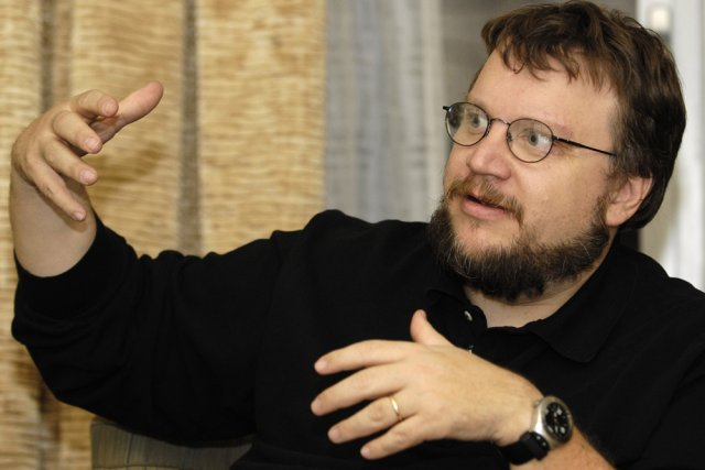 Guillermo del Toro... (Photo: archives AP)