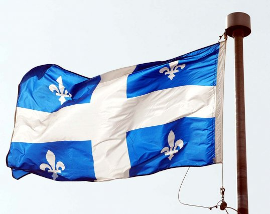 Le 21 janvier, les Québécois souligneront le 65e anniversaire du  Fleurdelisé.... (Archives La Tribune)