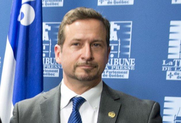 La pugnacité d'Yves-François Blanchet lui permettra de défendre... (La Presse Canadienne)