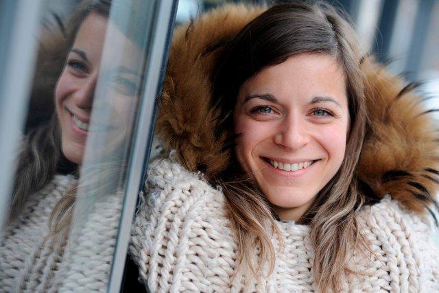 Joëlle Bourdon  incarnera Amy dans  la... (Le Soleil, Erick Labbé)