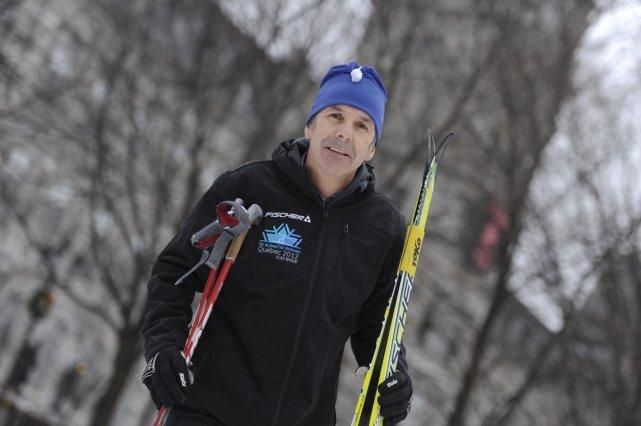 Le président d'honneur du Sprint Québec, Pierre Harvey,... (Le Soleil, Steve Deschênes)