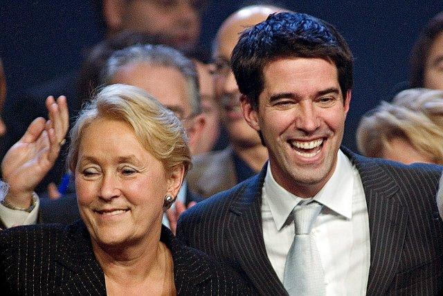 La Coalition avenir Québec (CAQ) et le Parti... (Photothèque Le Soleil)