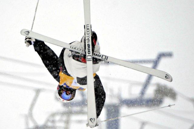 Le Québécois Mikaël Kingsbury a connu une saison... (Photo: Bernard Brault, La Presse)