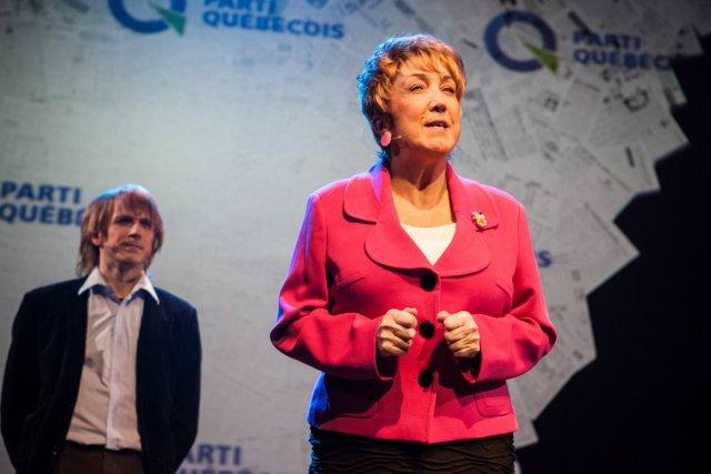 À voir l'énergie que mettent les six interprètes... (Photo: fournie par le Théâtre du Rideau Vert)