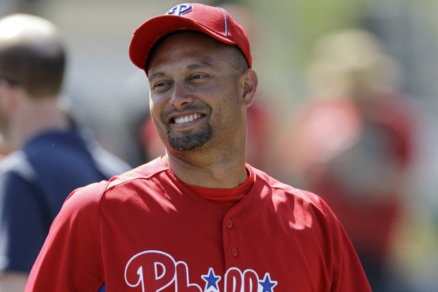 Shane Victorino... (Photo: AP)