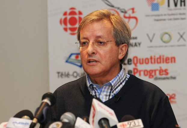 Le maire Jean Tremblay... (Photo archives)