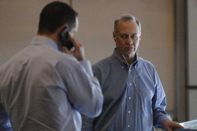 Le conseiller spécial de l'Association des joueurs de... (Photo: Reuters)