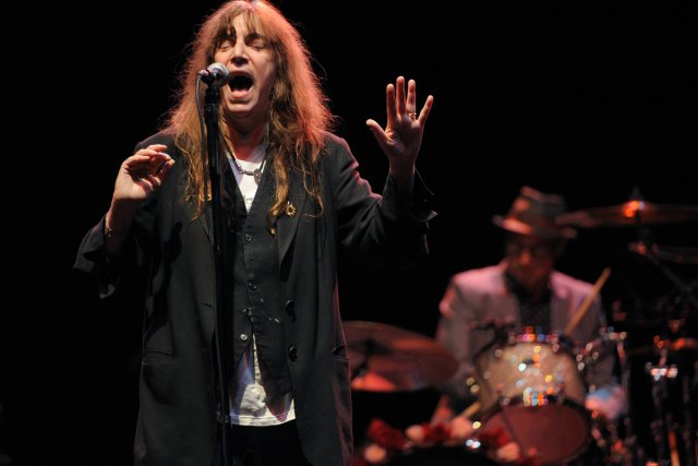 Patti Smith... (Photo: AP)