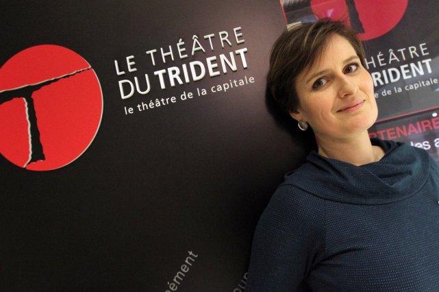 Anne-Marie Olivier... (Le Soleil, Jocelyn Bernier)