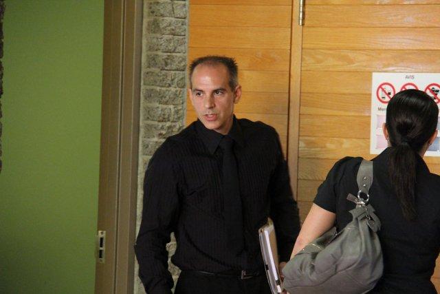 Michel Champagne fait face à des accusations criminelles.... (photo archives la voix de l'est)