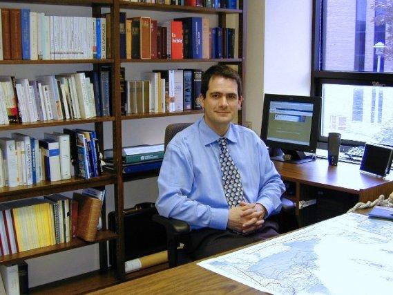 Le professeur Rodolfo Felices Luna enseigne l'Apocalypse à... (COURTOISIE UNIVERSITÉ DE SHERBROOKE)