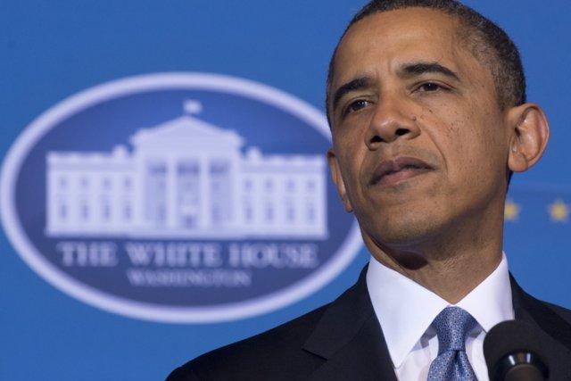 Le président américain Barack Obama reste en tête cette année du classement des... (Photo: AFP)