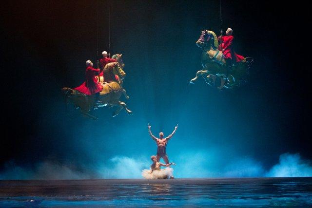 Le Cirque du Soleil rencontrera ses employés mercredi, alors que circulent des... (Media Films)