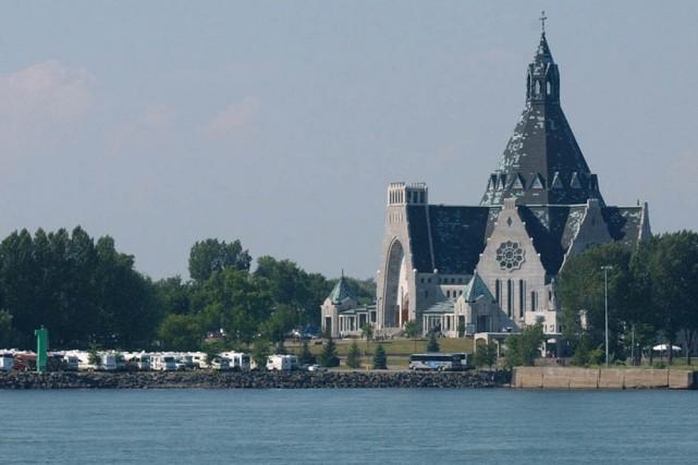 Le sanctuaire Notre-Dame-du-Cap.... (Photo: François Gervais)