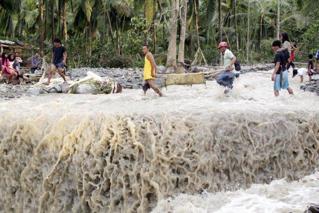 Le sud des Philippines vient d'être dévasté par... (PHOTO ERIK DE CASTRO, REUTERS)
