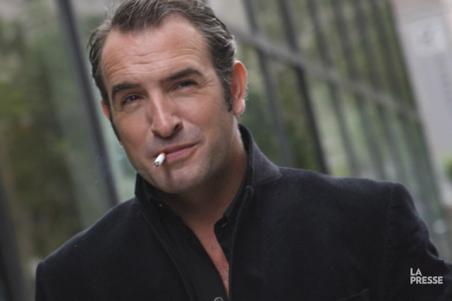 Jean Dujardin... (Photo: Martin Chamberland, archives La Presse)