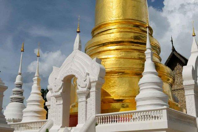 Parfait exemple de l'architecture du royaume de Lanna,... (Valérie Delisle, collaboration spéciale)