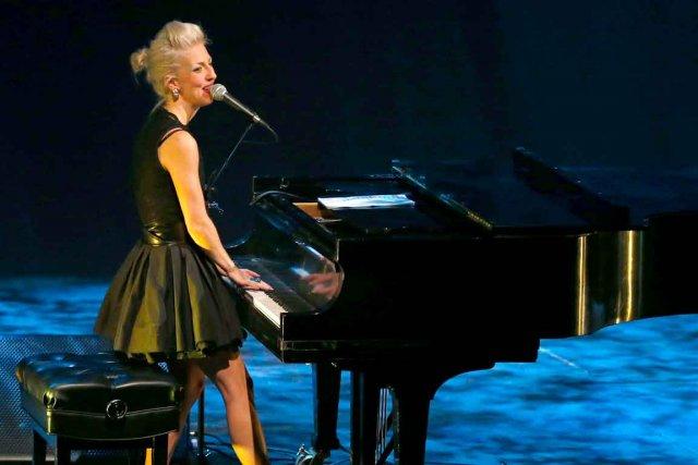 Le spectacle d'Ingrid St-Pierre au Grand Théâtre nous... (Le Soleil, Yan Doublet)