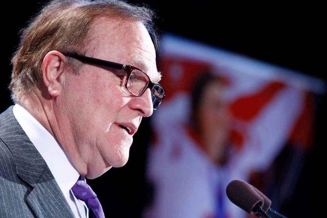 Le président du Comité olympique canadien, Me Marcel... (Le Soleil, Yan Doublet)