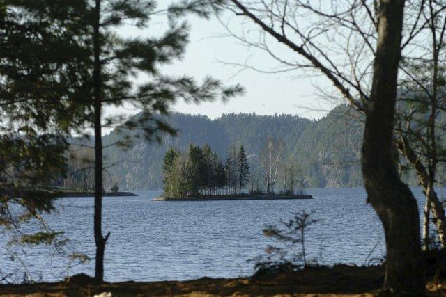 Le lac Mékinac offre un endroit unique pour... (Photo: Sylvain Mayer)
