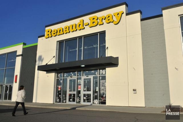 La nouvelle librairie Renaud-Bray de Trois-Rivières a ouvert... (Photo: Stéphane Lessard, archives)