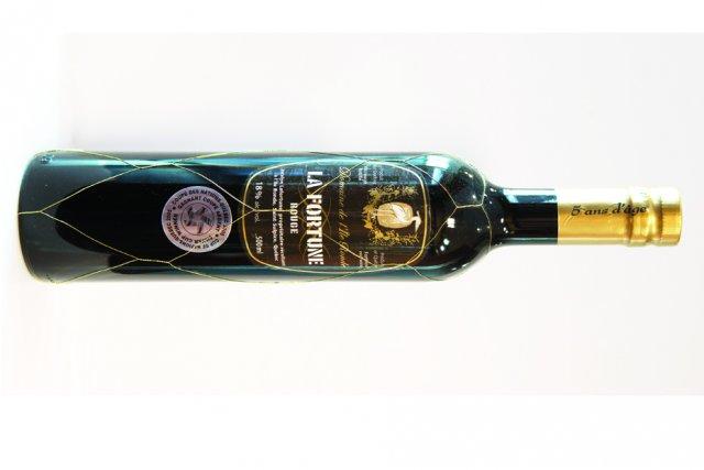 Le vin rouge fortifié La Fortune....