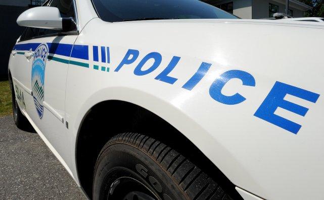 Des informations du public ont permis de procéder à l'arrestation d'un  présumé... (Archives La Tribune, Frédéric Côté)