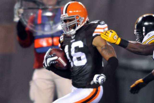 Selon Josh Cribbs, des Browns de Cleveland, éliminer... (Photo: archives AP)