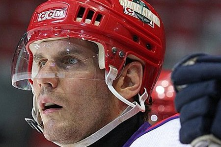 Alexei Yashin... (Photo: archives La Presse)