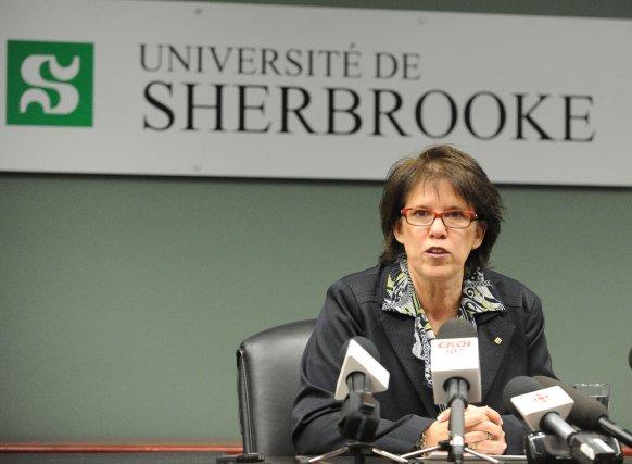 Des compressions dans le système universitaire québécois ont été confirmées... (Archives, La Tribune)