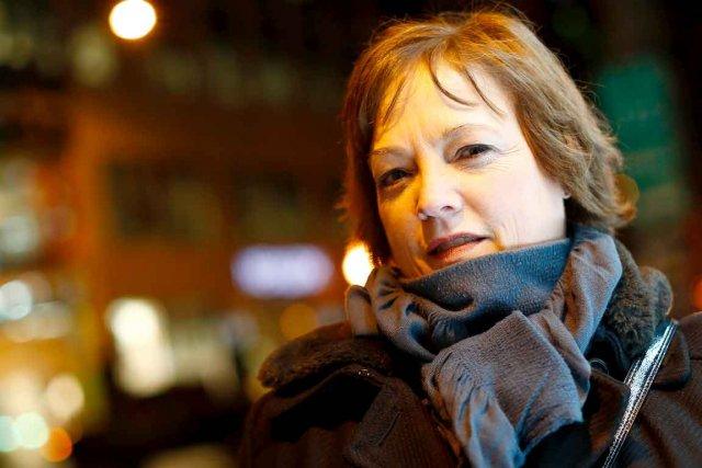 Francine Gagnon... (Photo Le Soleil, Yan Doublet)