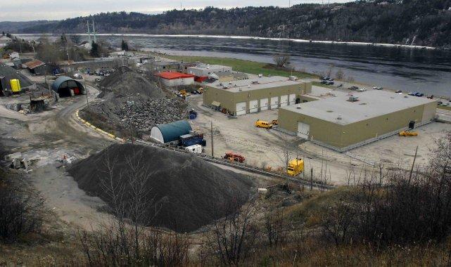 Deux employés municipaux de Saguenay font l'objet d'une... ((Photo Michel Tremblay))