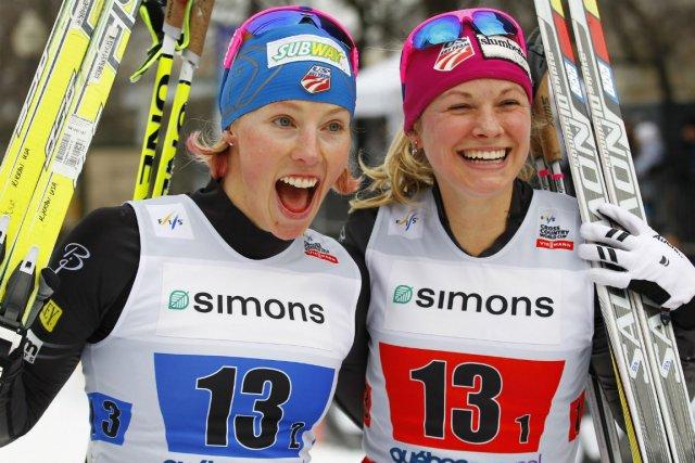 Les vainqueurs du sprint par équipe chez les... (Photo : Yan Doublet, Le Soleil)