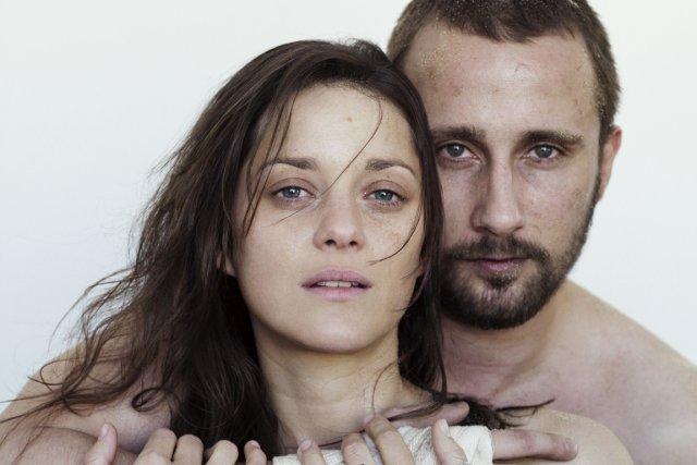 Marion Cotillard etMatthias Schoenaerts dansDe rouille et d'os.... (Photo fournie par la production)