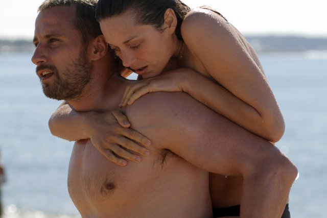 Matthias Schoenaerts et Marion Cotillard... (Photo fournie par la production)