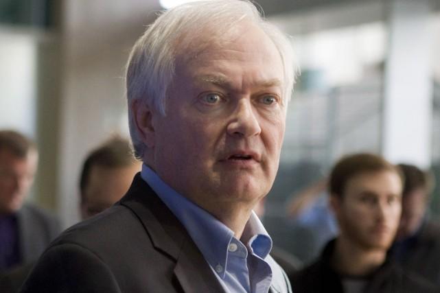 Le directeur exécutif de l'AJLNH, Donald Fehr... (Archives, La Presse canadienne)