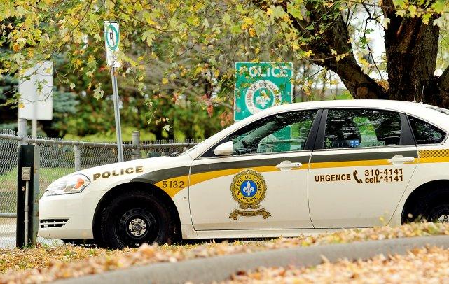 Par souci de transparence, le Service de police de Sherbrooke a demandé ... (Archives La Tribune)