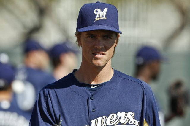 Zack Greinke... (PHOTO MORRY GASH, AP)