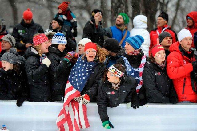 Les amateurs de ski de fond des États-Unis... (Photo Le Soleil, Erick Labbé)