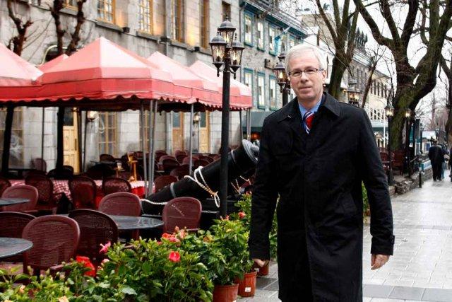 Stéphane Dion déplore que les pays se rendent... (Photothèque Le Soleil)
