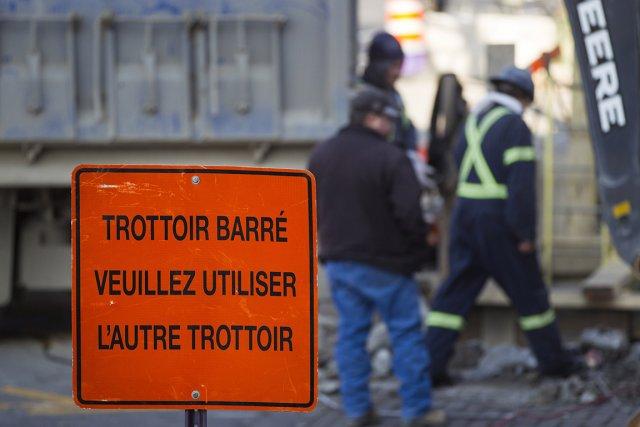 Le BCC a annoncé il y a un... (Photo: Ivanoh Demers, La Presse)