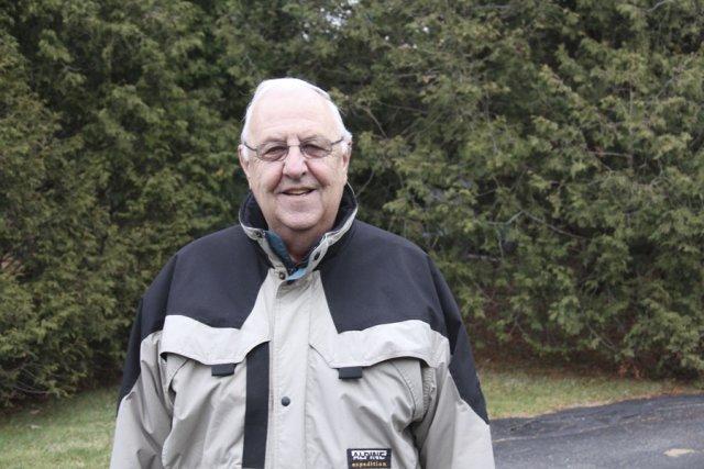 Le nouveau maire de Shefford, André Pontbriand.... (photo Janick Marois)