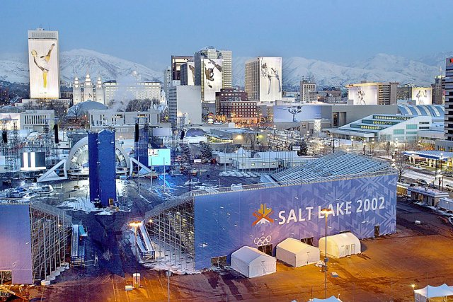Salt Lake City avait donné 1 million $... (Photothèque Le Soleil)