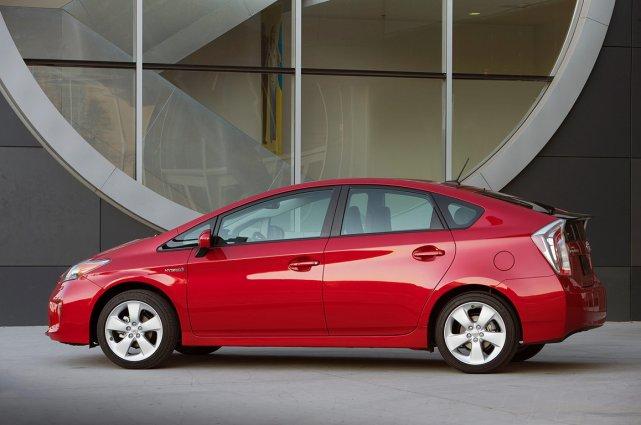 Pour les années-modèle 2008 à 2010, seulement une... (Image  fournie par Toyota)