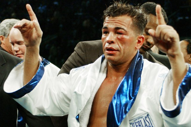 Arturo Gatti... (Photo: archives AP)