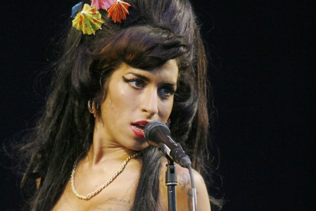 Amy Winehouse... (Photo: archives Reuters)